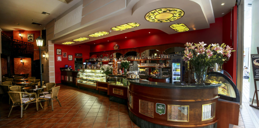 Cafe Chopin 3 Stawy