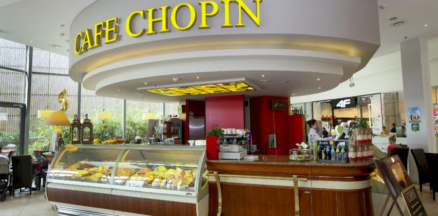 Cafe Chopin M1 Zabrze
